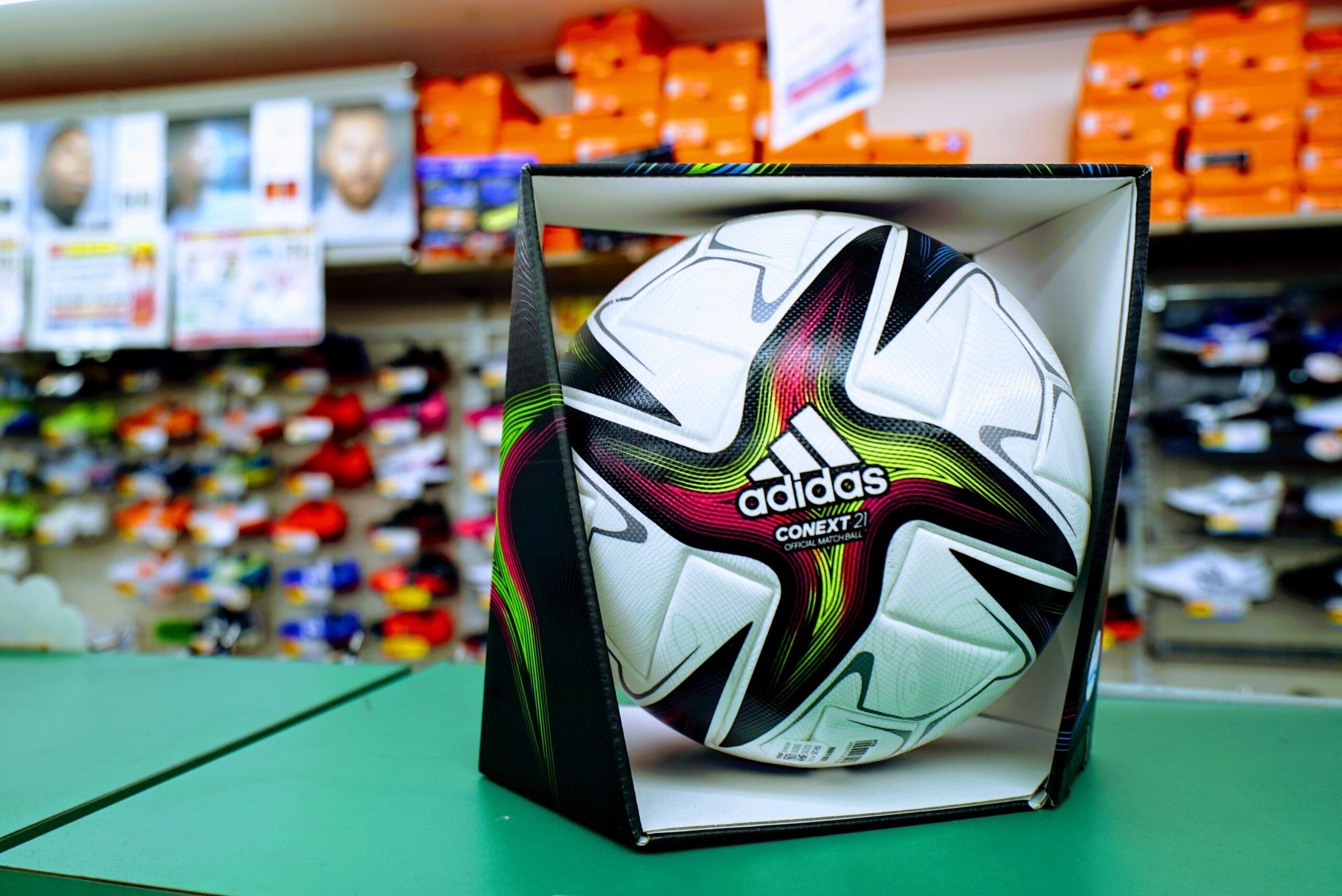 サッカーボール(コネクト21)
