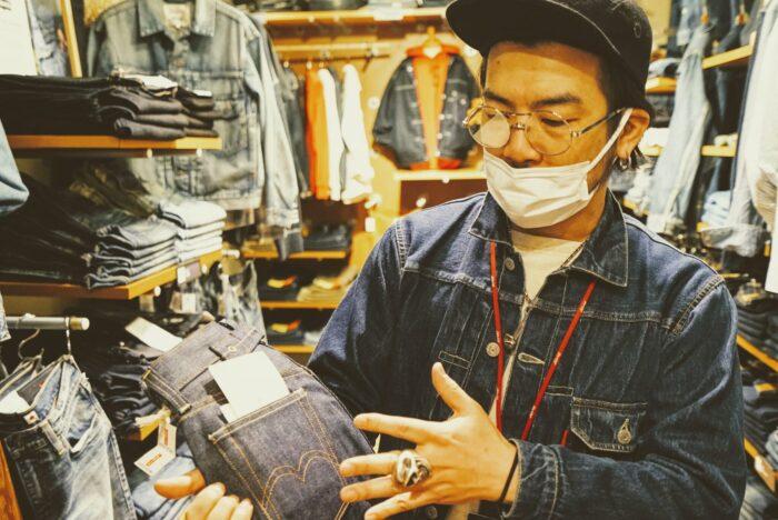 【Levi's store 上野】ご相談ください